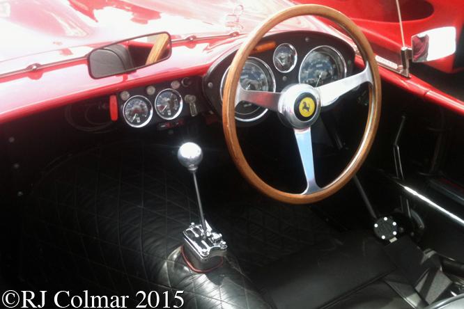 Ferrari 250 GT/E, Silverstone Classic