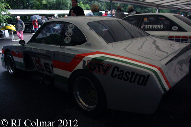 Vauxhall Holden Repco Firenza, Goodwood Festival of Speed,