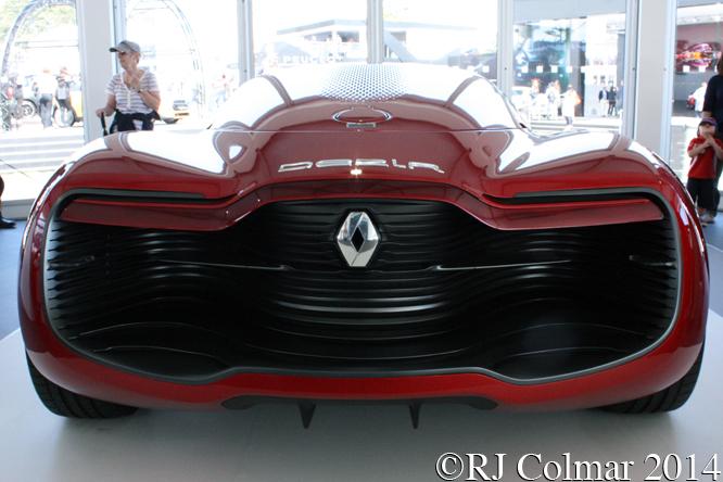 Renault DeZir , Goodwood Festival of Speed
