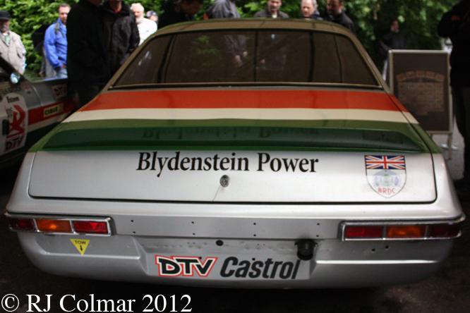 Vauxhall Firenza, , Goodwood, Festival of Speed