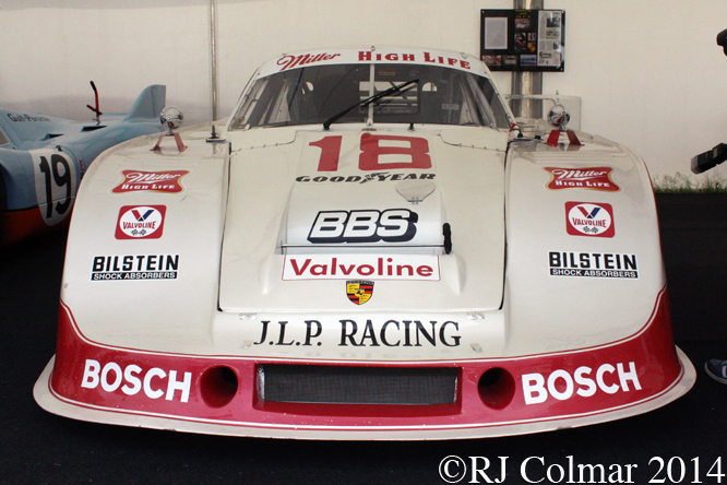 Porsche 935 JLP-4, Goodwood Festival of Speed,