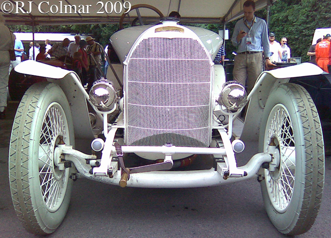 Austro Daimler Prince Henry, Goodwood, Festival of Speed,