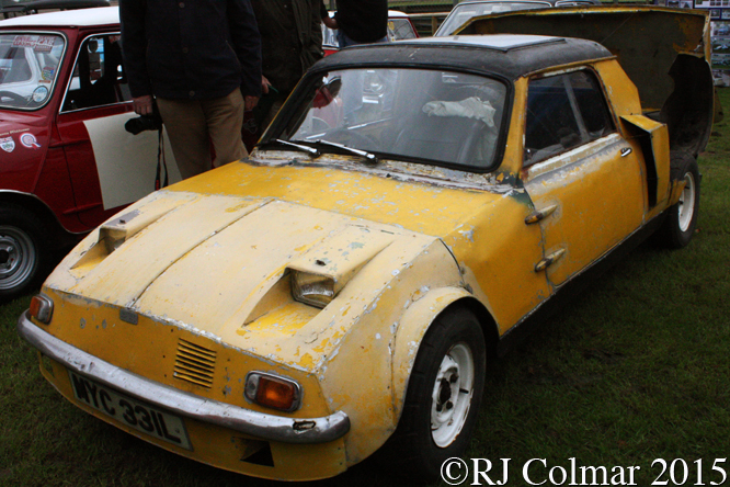 MINIM, Autumn Classic, Castle Combe