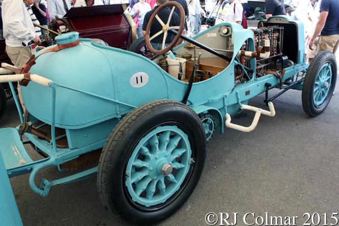 Mors Grand Prix, Goodwood, Festival of Speed,