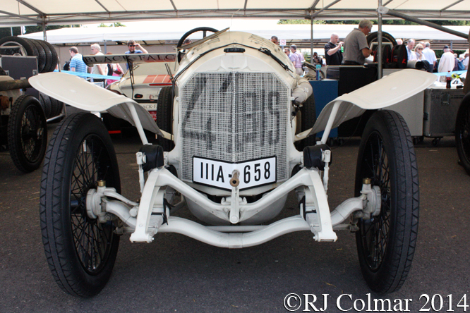 Mercedes 18/100, Goodwood Festival of Speed