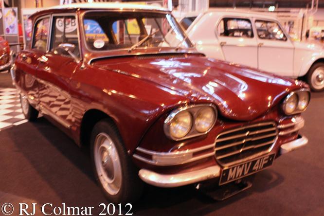 Citroën Ami 6, Classic Motor Show, NEC, Birmingham,