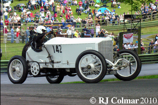 Mercedes 20.1, David Biggins, VSCC, Prescott