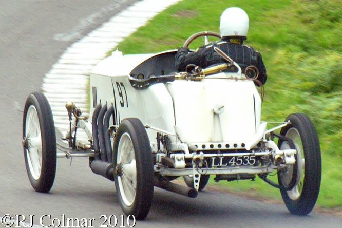 Mercedes 20.1, David Biggins, VSCC, Loton Park,
