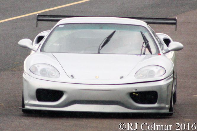 Ferrari 360, TBC, Castle Combe,