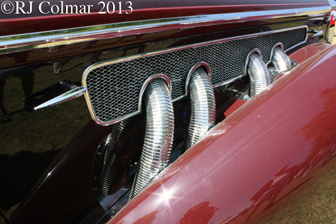 Delage D8 120 Chapron Cabriolet, Goodwood Festival Of Speed,