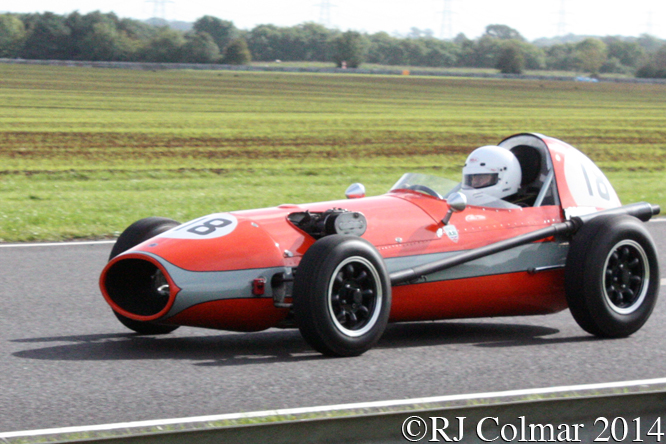 Sadler BMC Formula Junior, Stephen Bulling, Autimn Classic, Castle Combe,