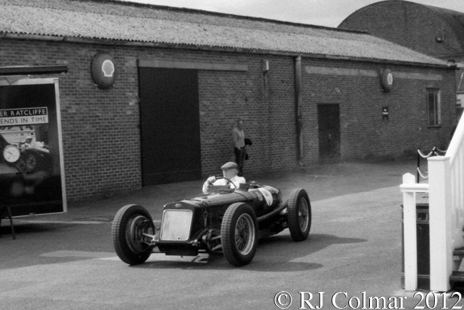 Delage 15 S8, Brooklands Double Twelve