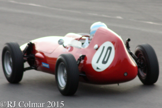 Bond Formula Junior, Mike Walker, Castle Combe