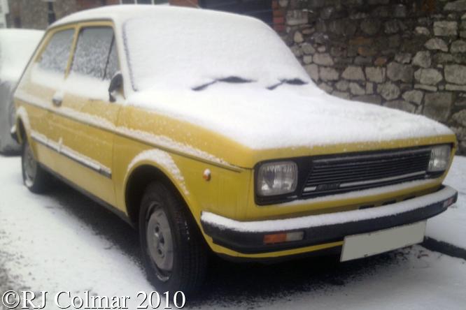 FIAT 127 1050/CL, Bristol