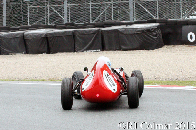 Bond Formula Junior, Mike Walker, Oulton Park