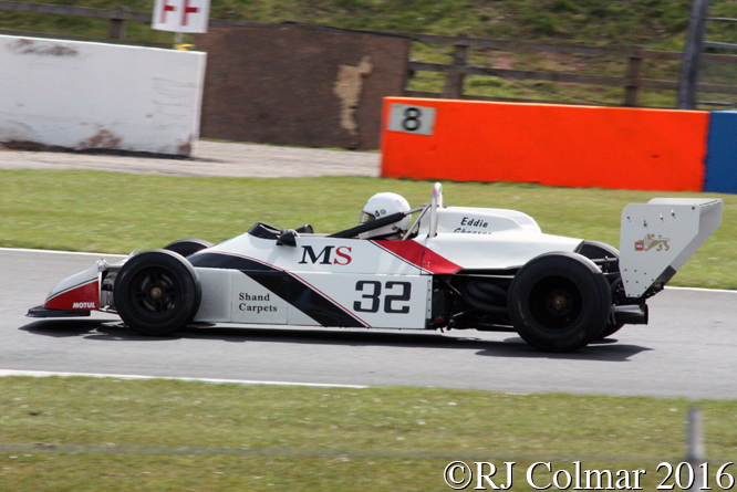 Ralt RT1 BMW,  Rob Hall, Donington Park