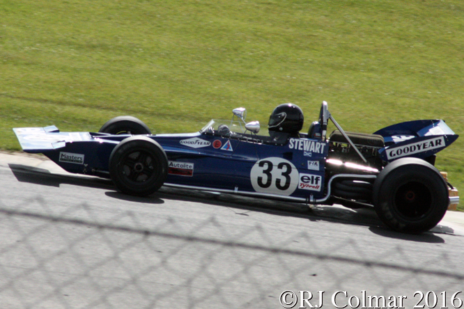 Tyrrell Ford 001, TBC, Donington Park