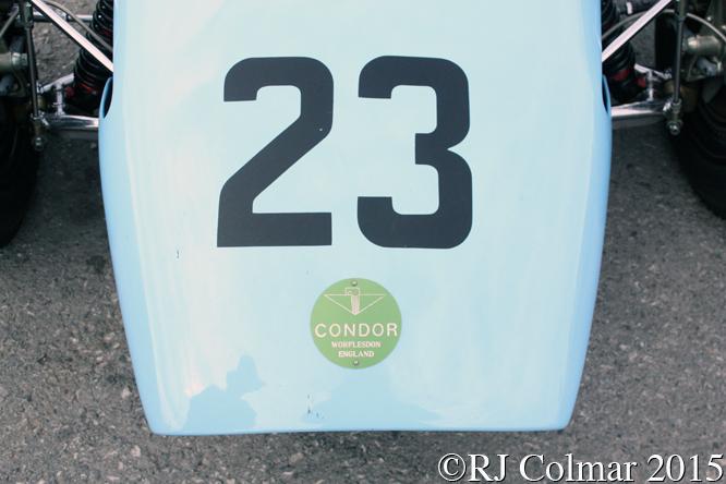 Condor, Oulton Park