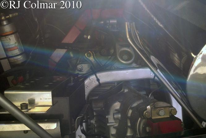 FIAT 500L Osella Alfa Romeo Caccaviello, BIAMF, Bristol