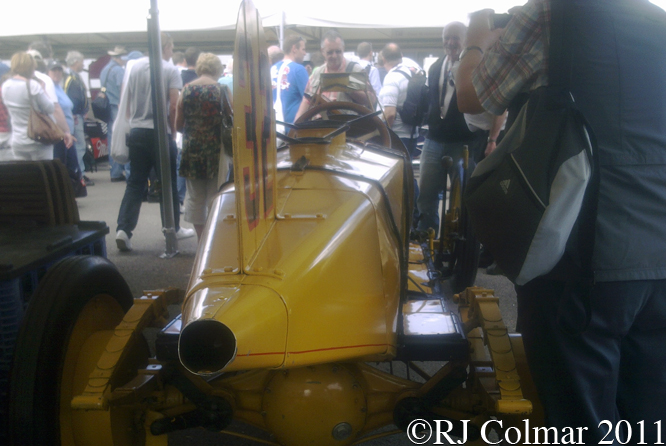 Marmon Wasp, Goodwood Festival of Speed,