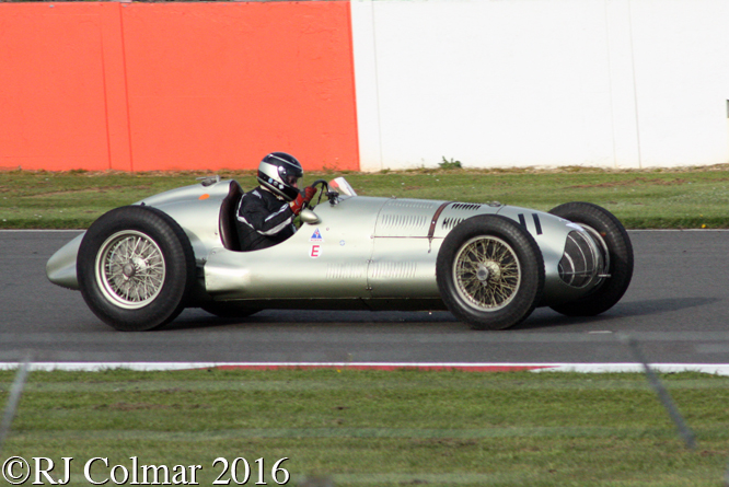 ERA E-Type GP1, Duncan Ricketts, VSCC Spring Start, Silverstone