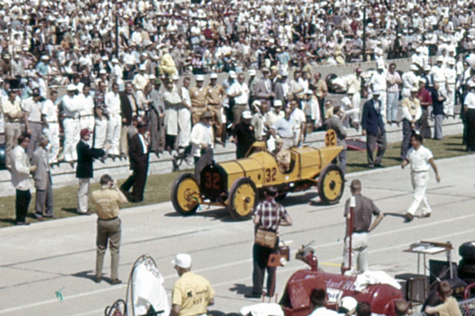 Marmon Wasp, Ray Harroun, Indianapolis Motor Speedway,