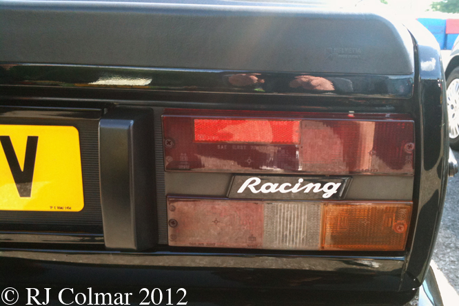 FIAT 131 Super Miafiori, Auto Italia, Beaulieu,