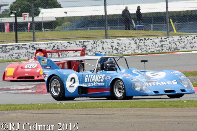 Lola T282, Voyazides-Wolfe, HSCC International Trophy, Silverstone
