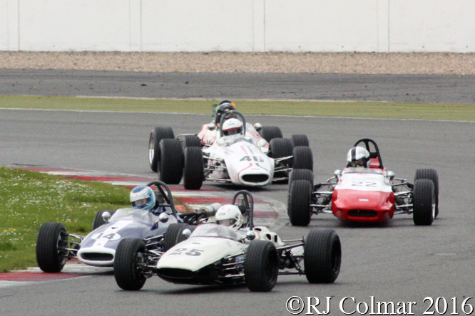 Historic Formula 3, HSCC International Trophy, Silverstone
