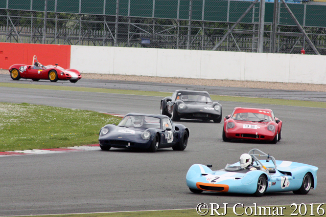 Guards Trophy, HSCC International Trophy, Silverstone