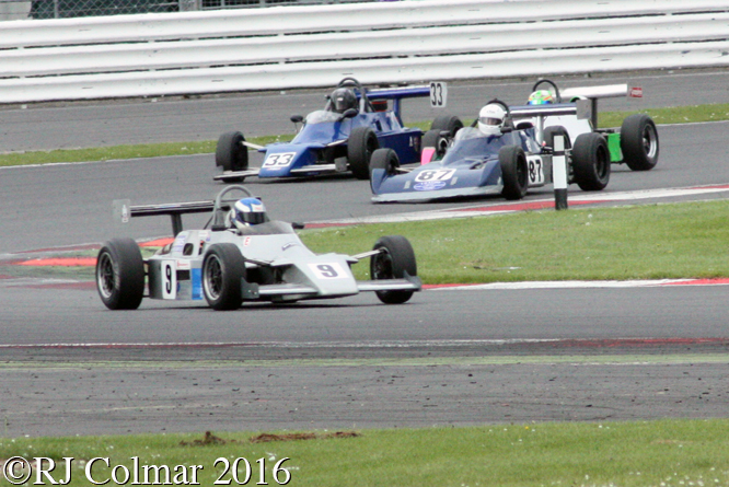 HSCC Historic Formula Ford 2000, HSCC International Trophy, Silverstone