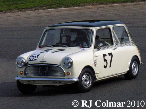 Mini Cooper, Mallory Park