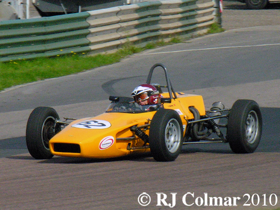 Ian Ashley, Elden Mk8, Mallory Park