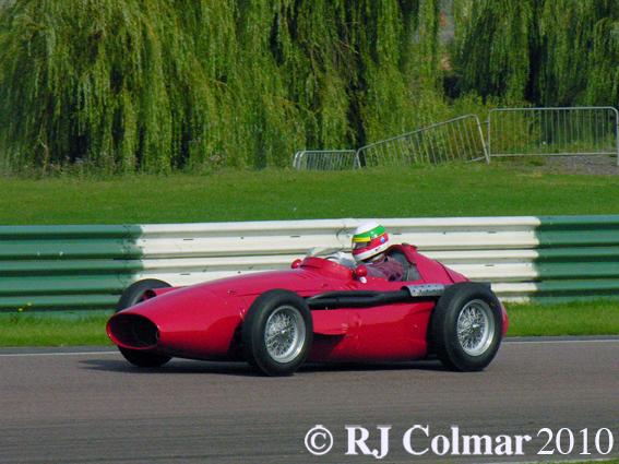 Alberique, Maserati 250 F, Mallory Park
