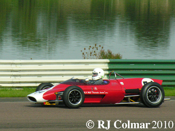 Kevin Musson, Lola, Mk 3, Mallory Park