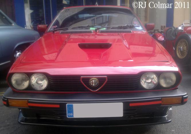 ALFA Romeo GTV6 3.0, BIAMF