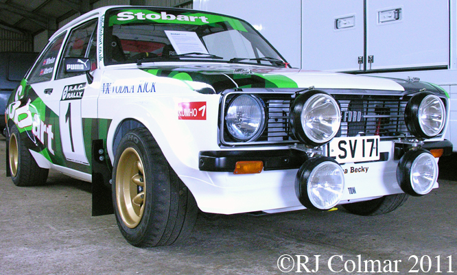 Ford RS1800 Replica, Race Retro, Stoneleigh