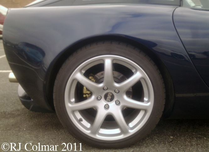 TVR T350, Pistonheads, BMW Plant