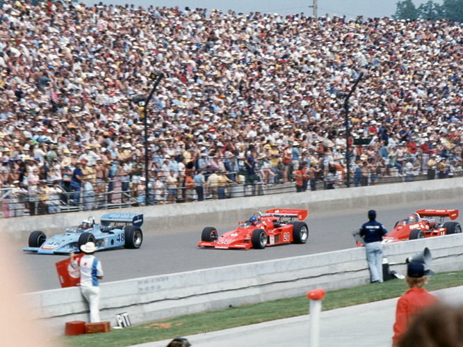 1975 Indy 500