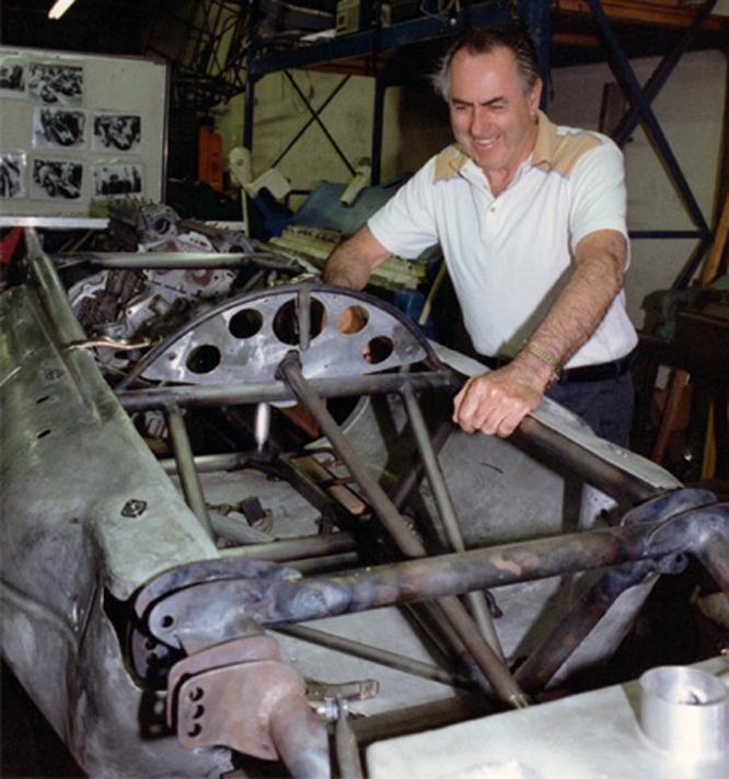 Cooper T54,  Jack Brabham
