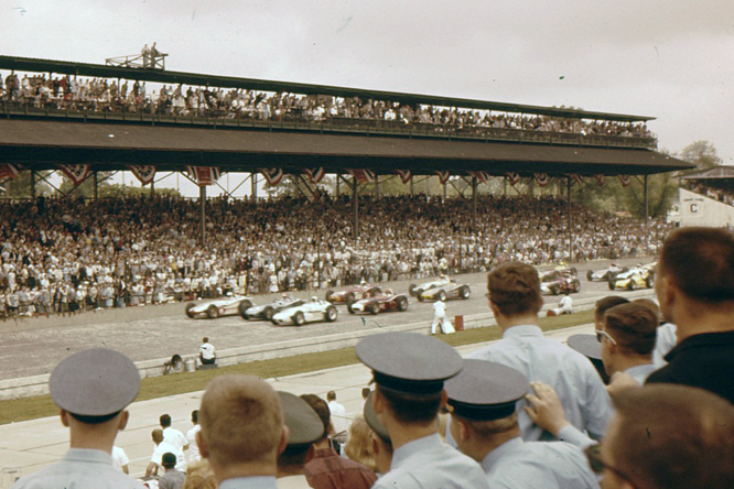 Indy 500, 1960