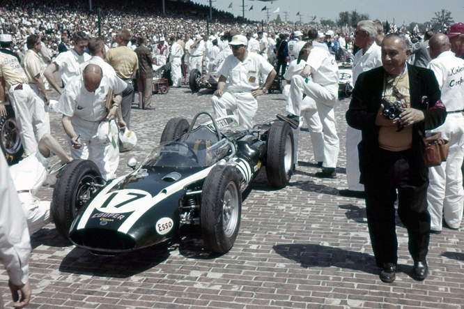 Cooper Climax T54, Kimberely Cooper Special, Indianapolis Motor Speedway