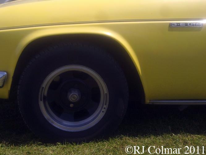 Reliant Scimitar GTE V8, Castle Combe C&SCAD