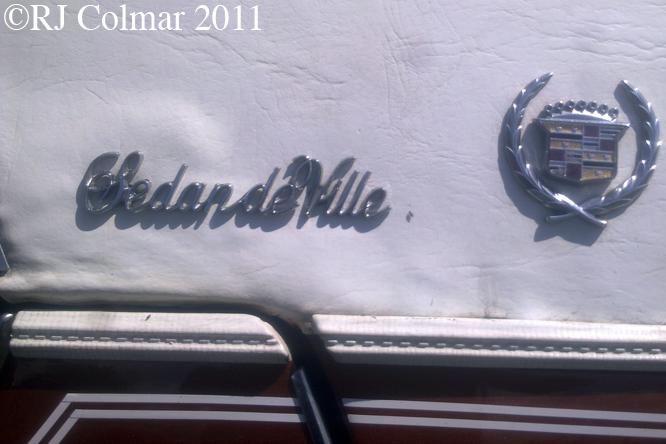 Cadillac Sedan de Ville, Castle Combe, C&SCAD