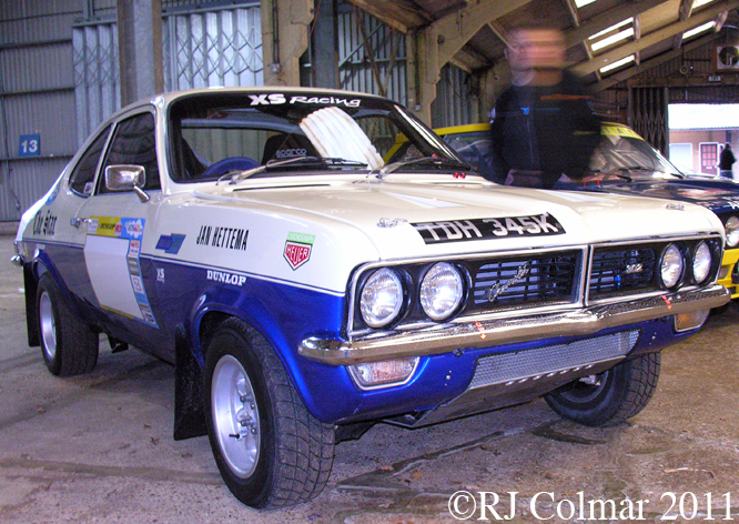 Chevrolet Firenza Can Am, Race Retro