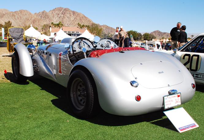 Allard J2, Desert Classic C d'E