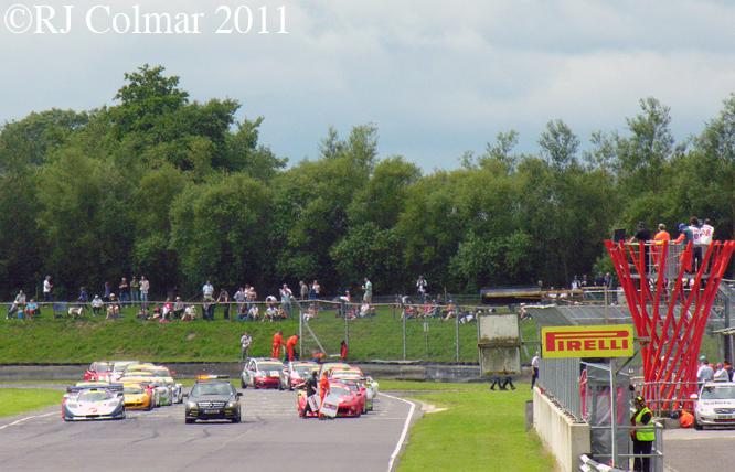 Britcar MSA Endurance Championship, Castle Combe, BECRW