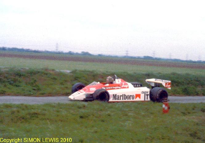McLaren M30, Castle Combe