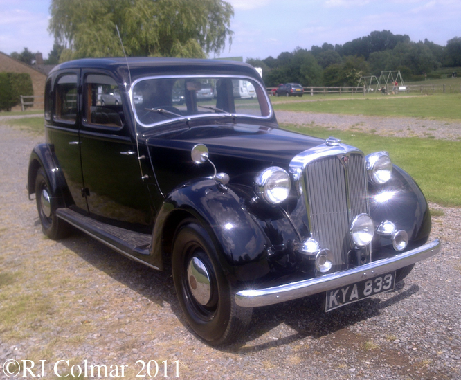 Rover 75 P3, Atwell Wilsom MM