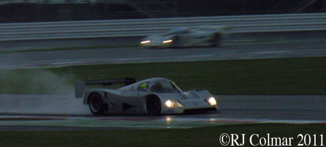 Bob Berridge, Sauber C11, Silverstone Classic
